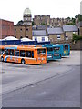 NZ2642 : Durham Bus Station by Gordon Griffiths