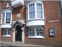 SY6878 : The Custom House, Custom House Quay by Nick Mutton