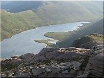 NJ0102 : Loch Avon by Callum Black
