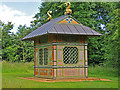 SP6837 : The Chinese House, Stowe by Dr Richard Murray