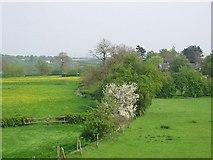 SK2331 : Hoon Ridge by Richard Webb
