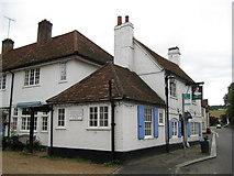 SU8294 : West Wycombe: The Swan Inn by Nigel Cox