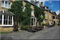 SP1634 : The Crown Inn, Blockley by Philip Halling