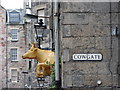 NT2673 : The Cow at Cowgate by Ian Paterson