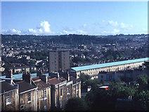 ST7565 : Bath city centre by Trevor Rickard