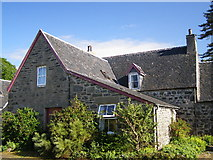 NM6691 : Flats at Camusdarach Lodge by Wendy Kirkwood