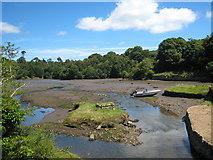 SW7724 : Head of Gillan Creek by Rod Allday