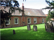TG1022 : The former Hackford - Whitwell Parochial Schools by Evelyn Simak