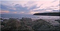 X5398 : Kilfarassey at dusk by tony quilty