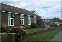 TQ4100 : Peacehaven Evangelical Church, South Coast Road, Peacehaven by Kevin Gordon