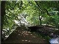 NT0868 : Aqueduct, Almondell by Richard Webb