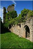 SE2684 : Snape Castle by David Rogers