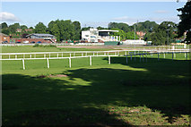 SO8455 : Worcester Racecourse by Stephen McKay