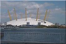 TQ3980 : Millennium Dome by Ken Brown
