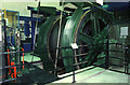 NZ2888 : Electric winding engine - Woodhorn Colliery by Chris Allen