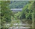 SO7778 : Elan Valley Aqueduct by Mat Fascione