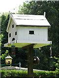 TG0524 : A bird house by Evelyn Simak