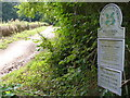 TQ1252 : Entering Polesden Lacey Estate by Colin Smith