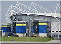 TA0728 : The KC Stadium, Hull by Paul Harrop