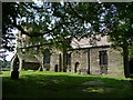 SK3499 : St Peter's Church - Old Tankersley by Wendy North