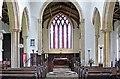 TF8200 : All Saints Church, Hilborough, Norfolk - East end by John Salmon