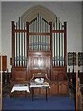 TL7388 : St James Church, Hockwold cum Wilton, Norfolk - Organ by John Salmon