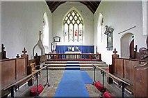 TL7388 : St James Church, Hockwold cum Wilton, Norfolk - Chancel by John Salmon