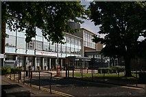 SP0198 : Walsall College by Derek Bennett