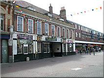 TQ5474 : Royal Victoria and Bull Hotel, Dartford by Ken Brown