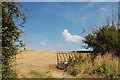 SP8119 : Field entrance by John Firth