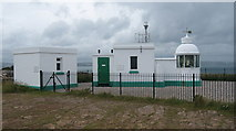 SX9456 : Berry Head Lighthouse by Paul Anderson