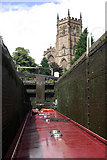 SO8276 : Kidderminster Lock by Stephen McKay