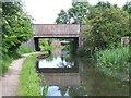 SK0305 : Railway Bridge - Wyrley & Essington Canal by Adrian Rothery