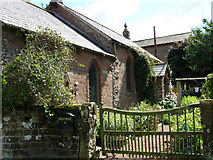 NY5549 : Former Wesleyan Chapel and School by mauldy