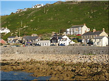 SW3526 : The waterfront at Sennen Cove by Rod Allday