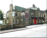SE0724 : The Allan Fold - Warley Road, King Cross by Betty Longbottom