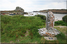 SV9210 : Memorial to Sir Cloudesley Shovell by David Lally