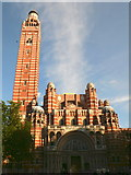 TQ2979 : Westminster Cathedral by Eirian Evans