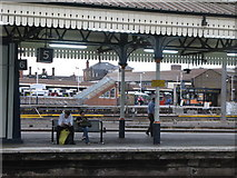 TQ2775 : Clapham Junction station by Mike Quinn