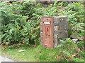 NM4884 : Isle of Eigg: redundant postbox by Chris Downer