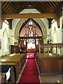 TG3109 : St Margaret's church - view east by Evelyn Simak