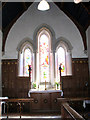 TG3109 : St Margaret's church - the chancel by Evelyn Simak