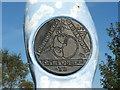 NS5398 : Millennium milepost (detail) by Lairich Rig