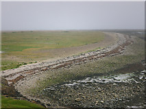 NU1341 : Beach near Lindisfarne Castle by Chris Gunns