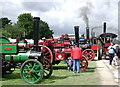 TA0156 : Driffield Showground by Paul Glazzard