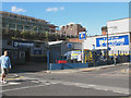 TQ3280 : Universal Tyres, Southwark by Stephen Craven