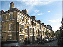 TQ3179 : Mitre Road, Waterloo by Stephen Craven