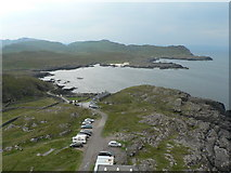 NM4167 : Ardnamurchan: view south from the tower by Chris Downer