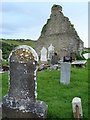G8971 : Ruins of Old Drumholm Church by louise price
