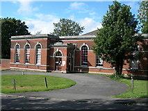 TQ7668 : Nursery, Amherst Hill, Brompton by Danny P Robinson